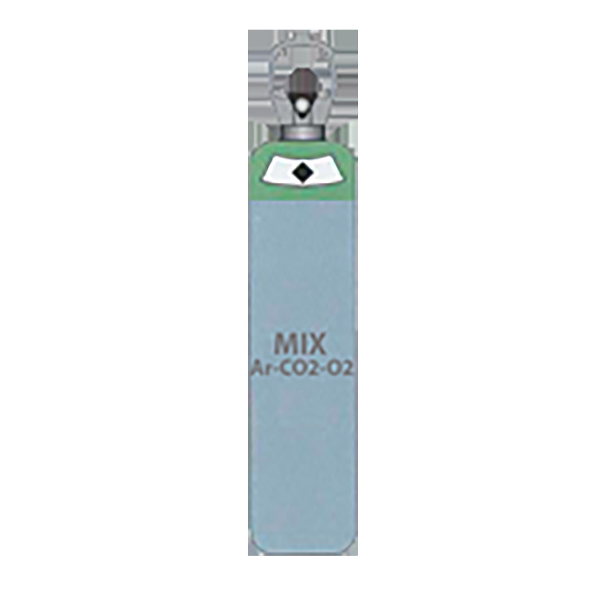 Mix Ar-Co2-O2